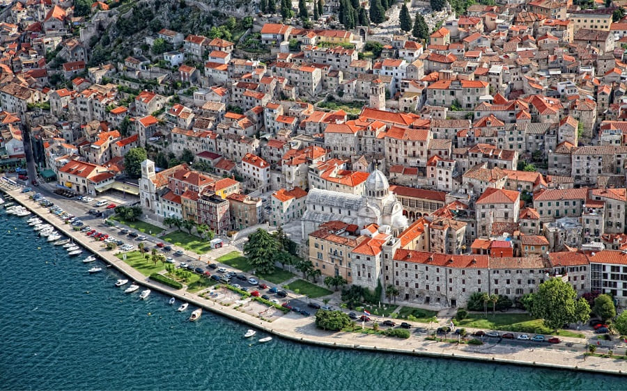 Revived history: The walk through the medieval town of Šibenik