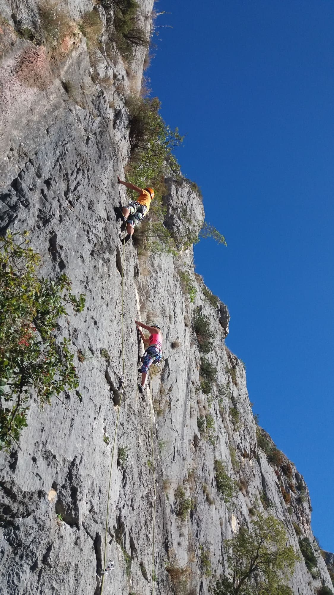 Rock Climbing & Zipline Šibenik - Čikola Canyon