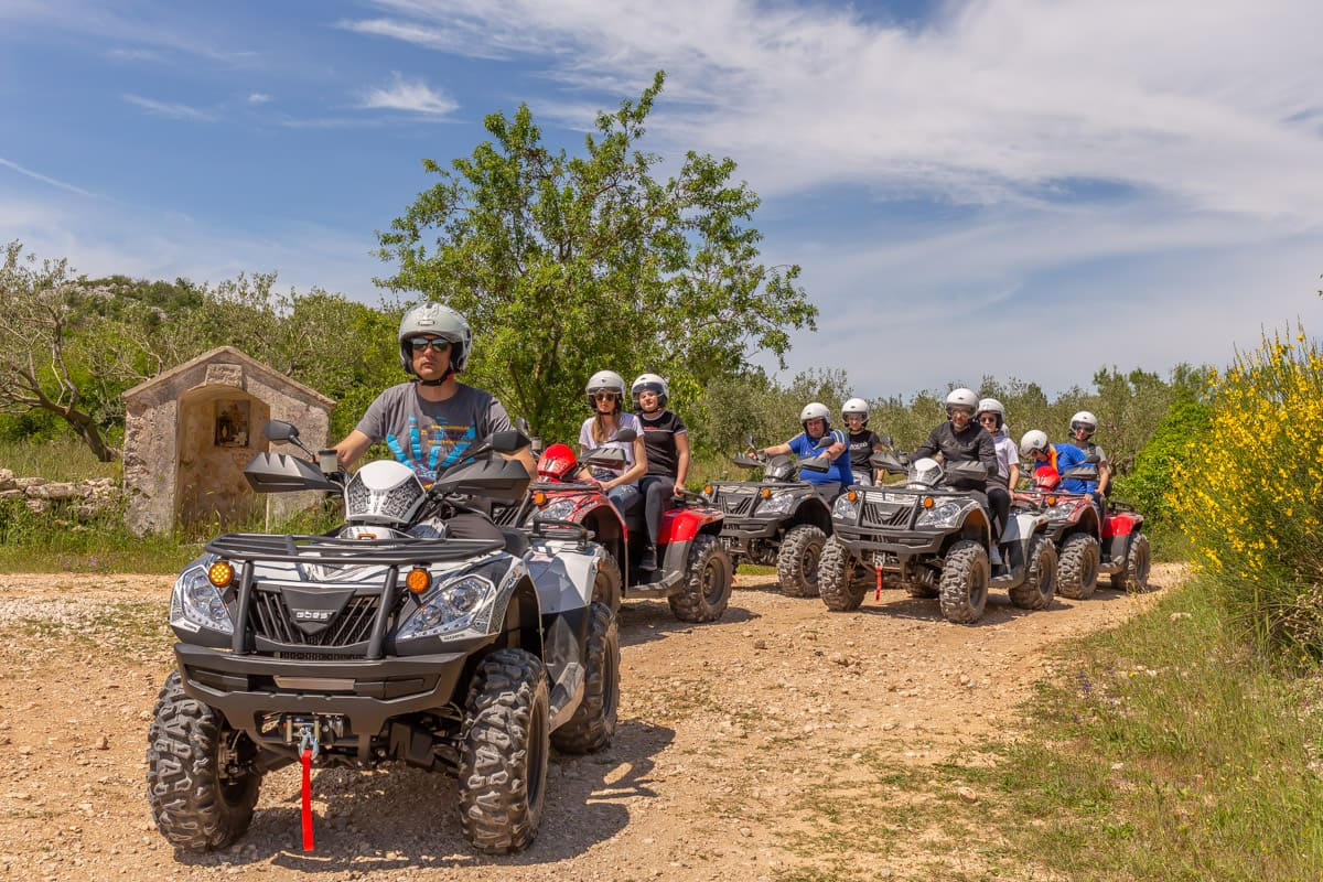 Quad Adventure Tour - Vodice