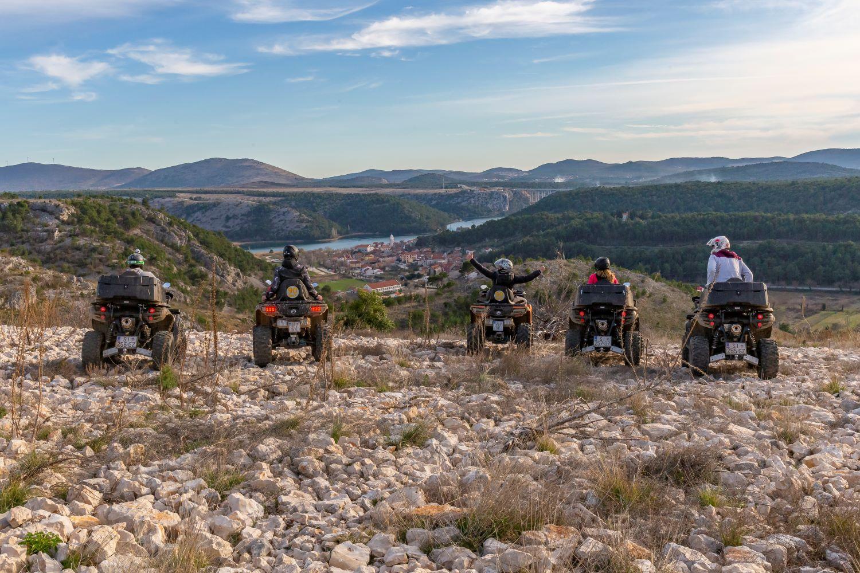Quad Adventure Tour - Vineyard