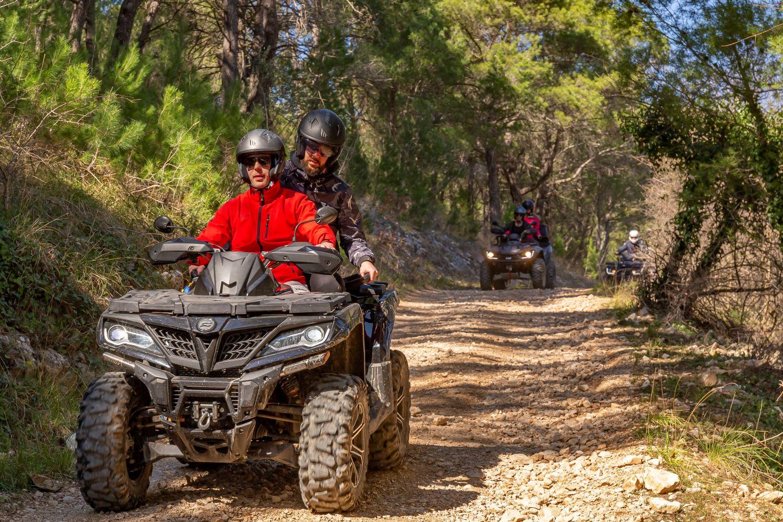 Quad Adventure Tour - Krka National Park
