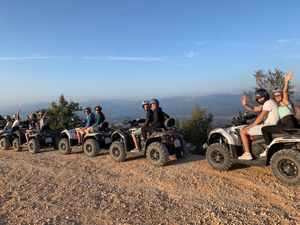 Quad Adventure Tour - Veliki Točak (Promina)
