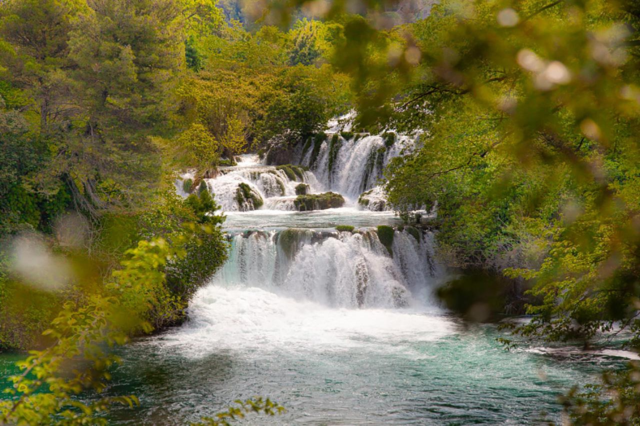 Krka Waterfalls Bike Tour - Amazing experience waterfalls to sea