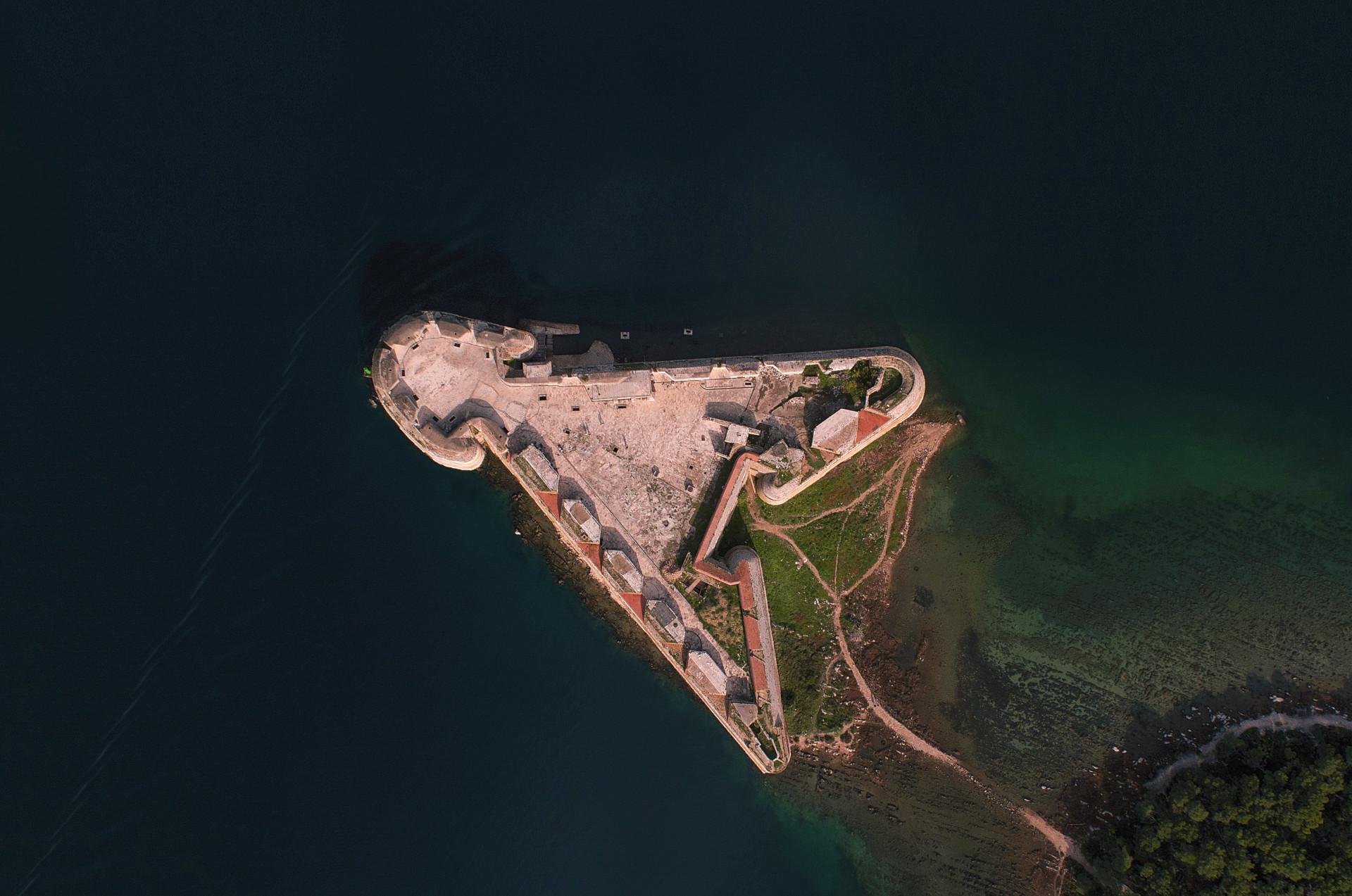 St Nicholas' Fortress - Boat trip